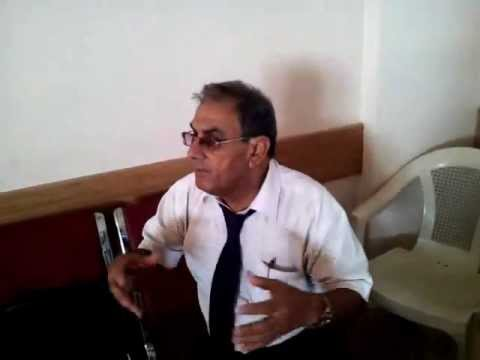 Baghdad medical city ,Endocrine lecture (hyperthyroidism)by prof. Salem Alrubaae