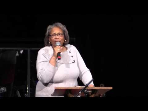 Chapel: Carol Houston, February 26, 2016