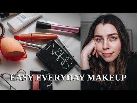 Easy Everyday Makeup Routine