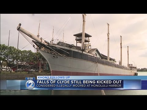 State rejects Falls of Clyde proposal, continues with eviction