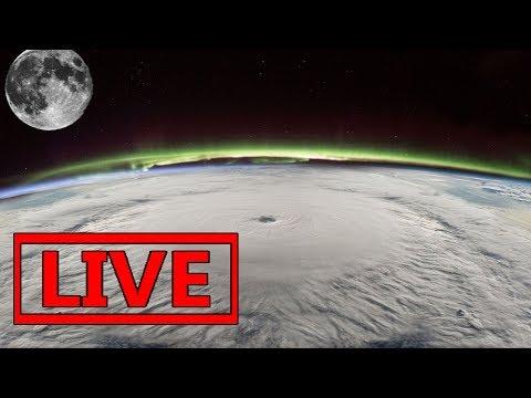 NASA Live – Terra vista do Espaço (HDVR) ISS LIVE FEED #AstronomyDay2019 | Som Real do Espaço #GoPro