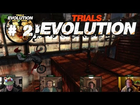 TRIALS EVOLUTION # 2 - PSQO2014 «»  Let's Play Trials Evolution Gold | HD