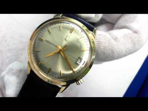 Vintage Accutron (Circa 1970) - 10k Gold Filled