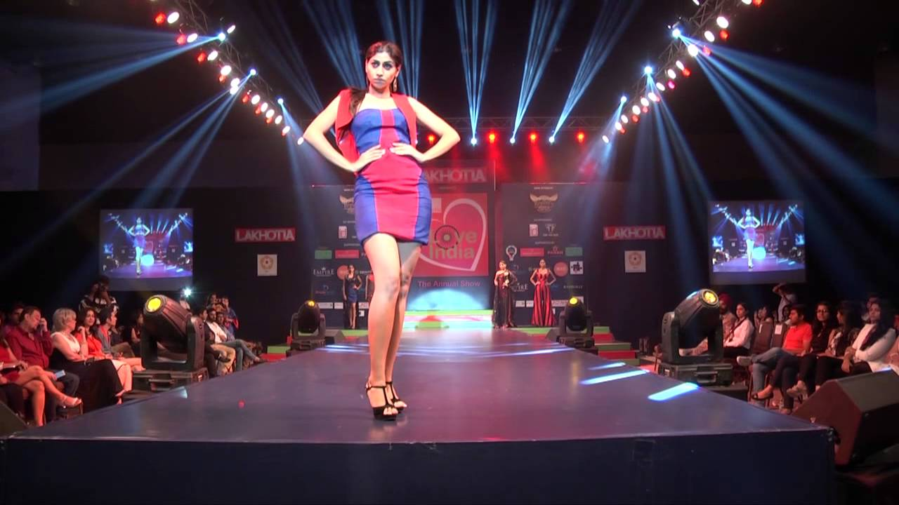 Fashion Show By Lakhotia Institute Of Fashion Design At Hyderabad India Youtube