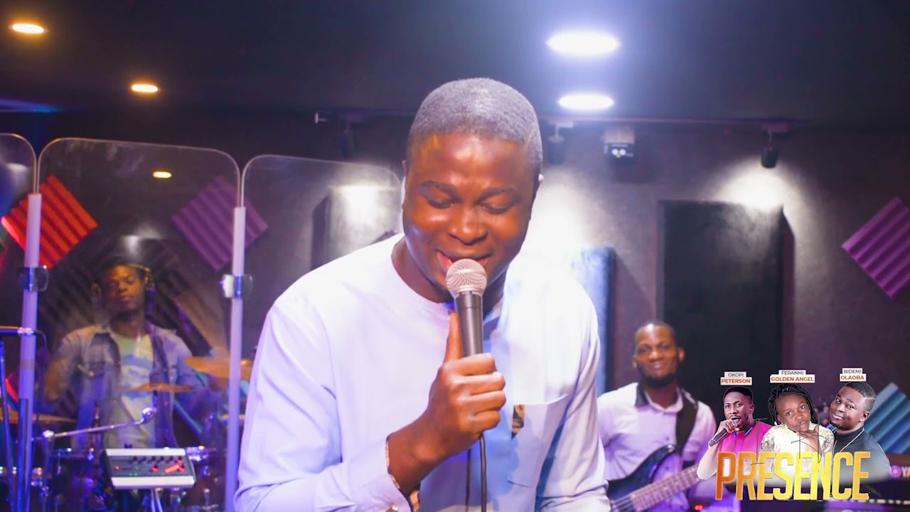 Download NEW! IN HIS PRESENCE with Bidemi Olaoba, Peterson Okopi and Feranmi