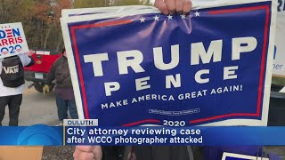 WCCO Photojournalist Moving Forward With Charges Against Man Who Punched Phone Out Of His Hand