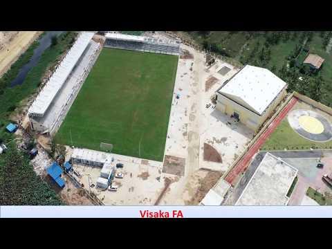 Cambodia league Stadiums 2019