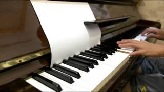 【Music】神隱少女 - ふたたび (piano cover)
