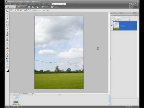 Working with Layers in Photoshop Elements 13 | Creating a ...