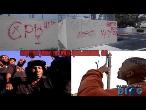 Center Park Bloods Gang History (Inglewood, Ca)