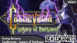Castlevania: Legacy of Darkness Review (N64)