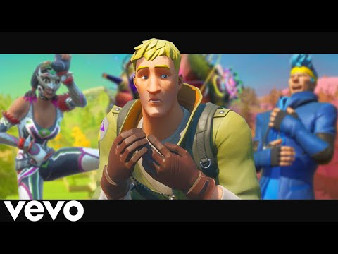 THE SWEATS - (Official Music Video) A Fortnite Parody Of 'The Scotts' #FaZe5