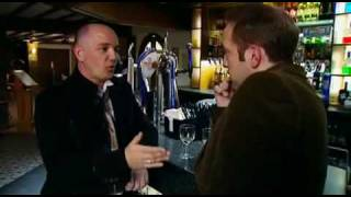 3/5 Derren Brown Investigates - The Man Who Contacts The Dead (Cold Reading)