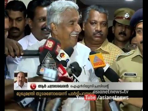INTUC leader R Chandrasekharan responds on his Facebook Post