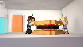 Minecraft The Sims Craft Ep.174 -  Cozinha GIGANTE  !!
