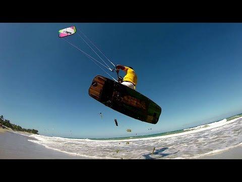 Cabarete  Kiteboarding - Dominican Republic