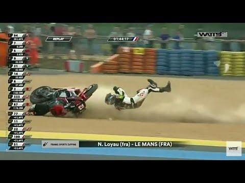 Sports stupid crash mistakes 2017/18  Sports Moments (Part 4)