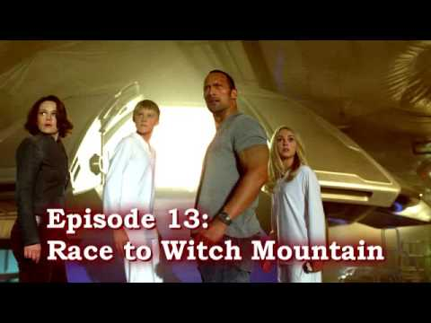 The CIA and Hollywood episode 13 Race to Witch Mountain