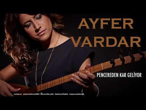 Ayfer Vardar - Pencereden Kar Geliyor [ Söz Dizisi  © 2018Kalan Müzik ]
