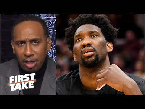 I wouldnt trade Joel Embiid under any circumstances!  Stephen A. | First Take