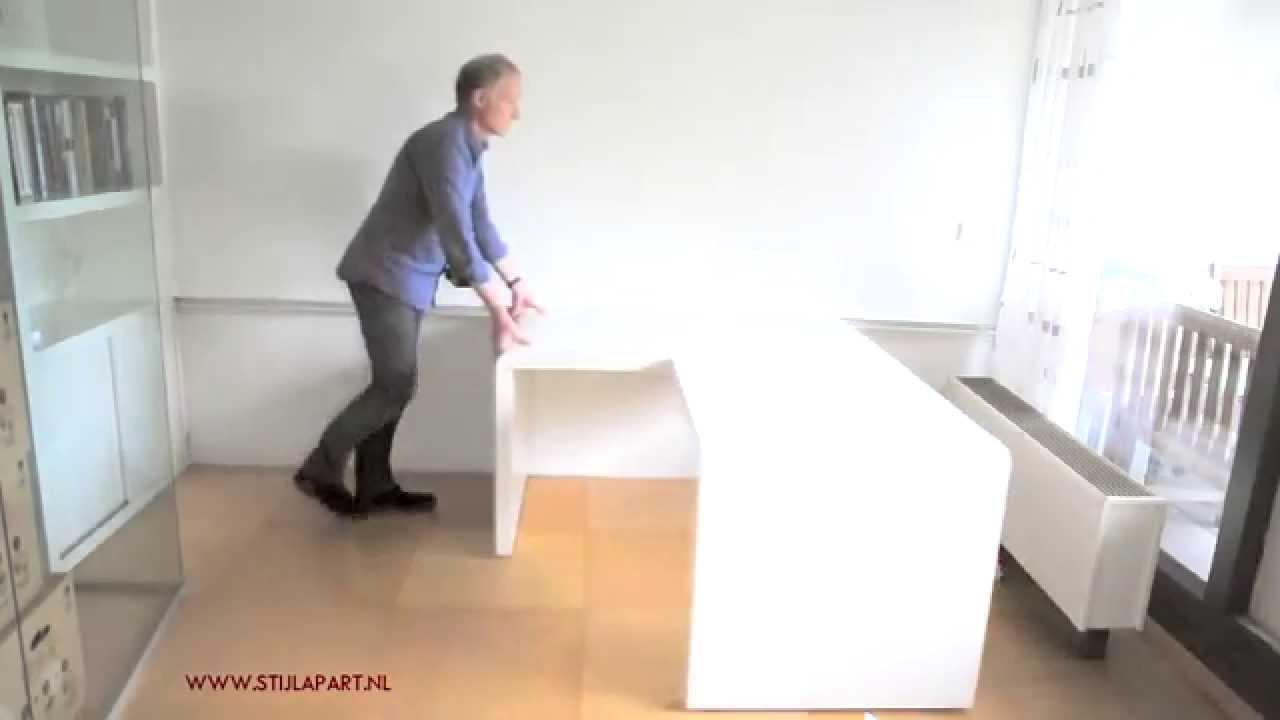 Ikea opklapbaar bureau. bureau d angle ikea lovely bureau etagere