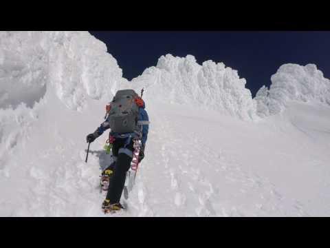Mount Hood Winter Ascent January 2017