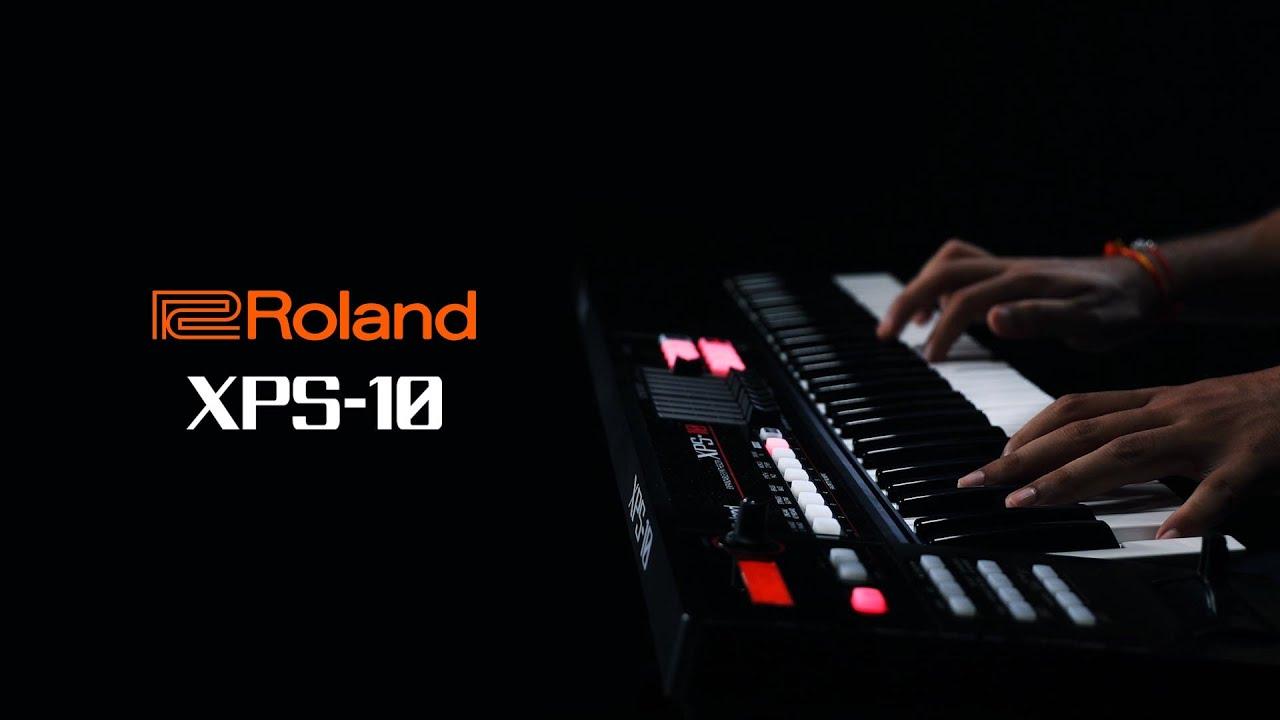 Roland XPS-10 | Pro Keyboard