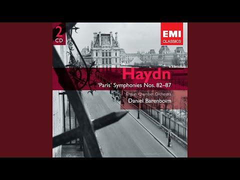 Symphony No. 85 in B flat major