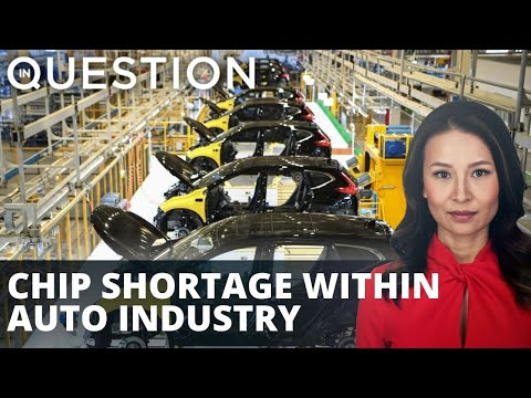 COVID-19 leading to global chip shortage within auto industry