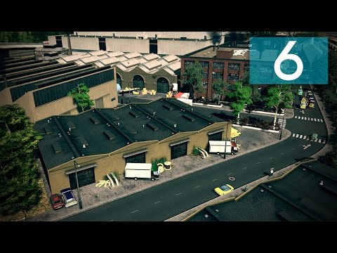 Cities Skylines: Ferrisburgh Part 6 - Industrial Area