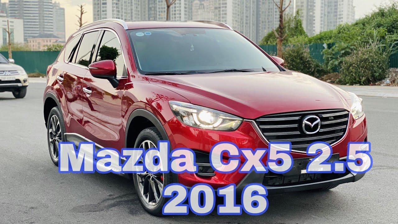 Mazda Cx5 2.5, đời 2016, đẹp nhất Hà Nội, giá chưa tới 700tr