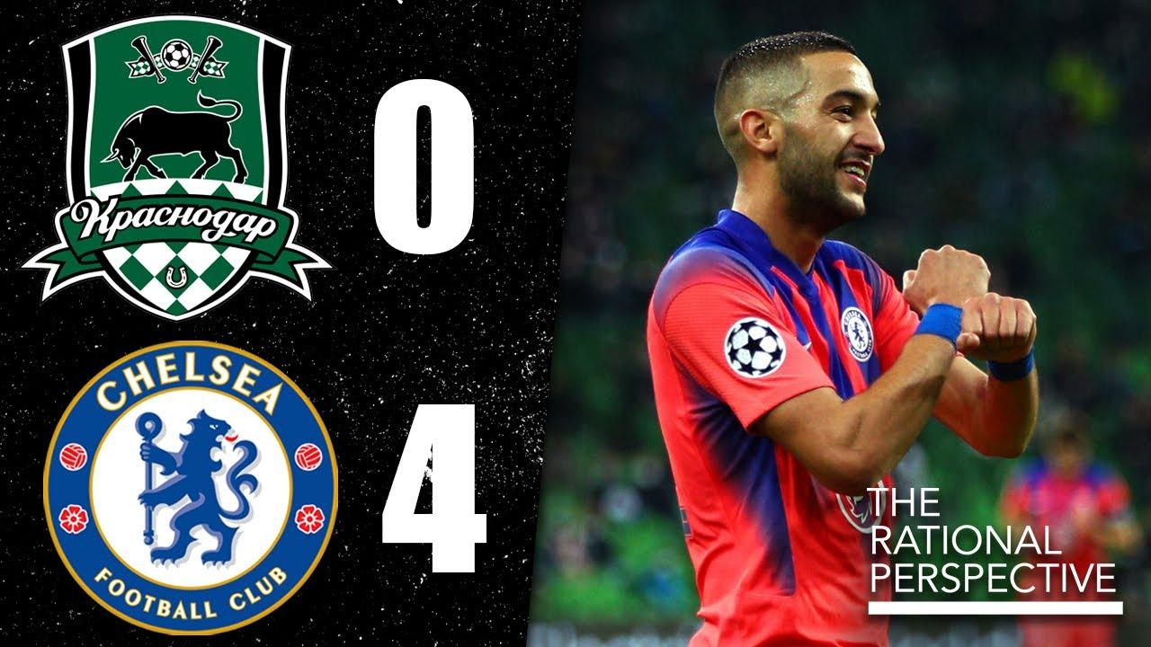 Krasnodar vs Chelsea score: Christian Pulisic, Hakim Ziyech among ...