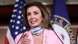 House Speaker Nancy Pelosi holds weekly press conference