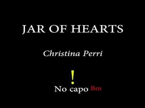 JAR OF HEARTS - Christina Perri (Easy Chords and Lyrics)