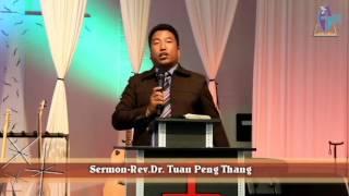 Na zumh ahcun Pathian sunparnak na hmuh lai//Rev.Dr. Tuan Peng Thang