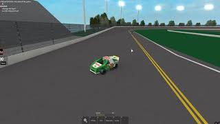 Roblox Nascar David Reutimann Fictional Half flip