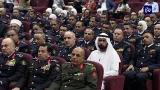 تخريج الفوج السابع من أكاديمية الأمير الحسين للحماية المدنية - (18-7-2019)