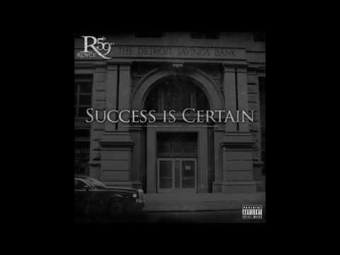 """Royce Da 5'9"""" - Success Is Certain (Full Album)"""