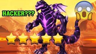 BÁNH GẠO 5 SAO ĐÃ FIX, GIỜ LẠI CÓ HACKER GODZILLA 5 SAO??? - Dragon City Game Mobile Android, Ios