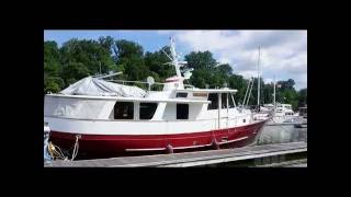 1988 Fantail Pilothouse Trawler 50 for sale in Delaware - Lady Romayne