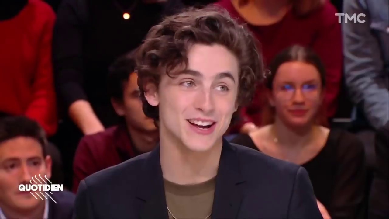 Saoirse Ronan got revenge on Timothe Chalamet in 'Little Women ...