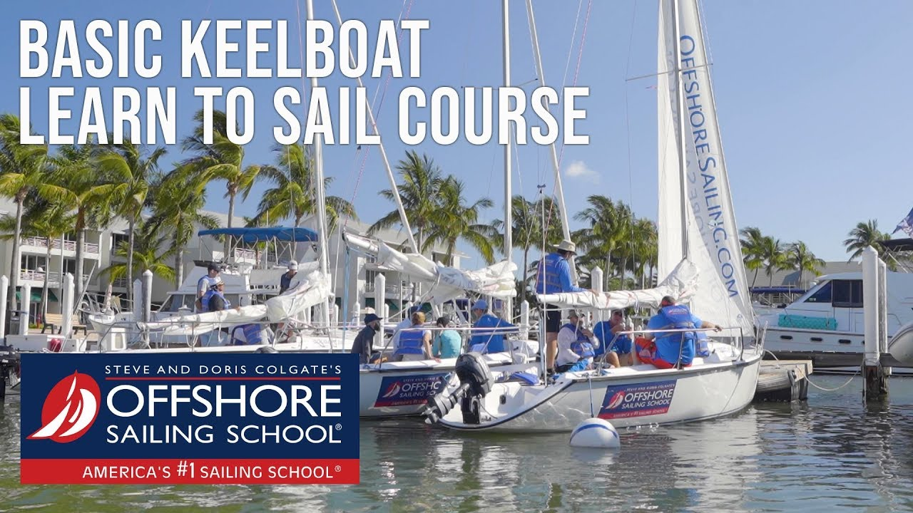 Learn to Sail in Florida - OSS 101 | US Sailing Certifications