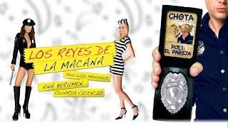 Repeat youtube video Los reyes de la Macana  (1996)   Pongalo Comedia