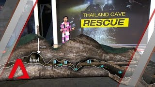 Thai cave rescue: Rescue options for the 12 boys and their coach