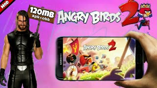 Angry Birds 2 MOD apk+obb Offline Game How to Download ? HD GAMEPLAY ?