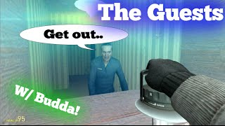 Puzzles and Cheating! Part 1! : The Guests : Gmod : New Outro