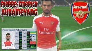 Pierre-Emerick Aubameyang ● Best Skills & Goals ● Dream League Soccer 2018