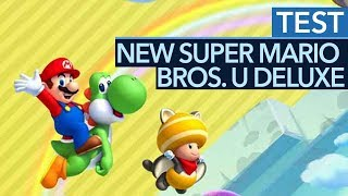 New Super Mario Bros. U Deluxe im Test für Nintendo Switch