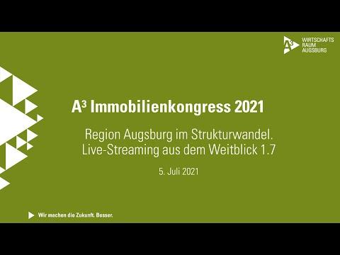Immobilienkongress 2021 I Tag 1 I kompletter Stream