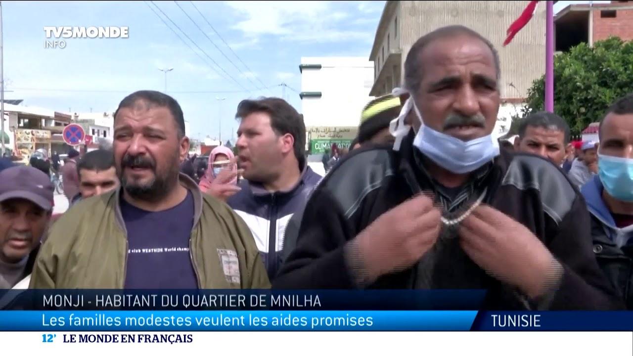 Covid-19 en Tunisie : un plan d'aide de 150 milliards de dinars